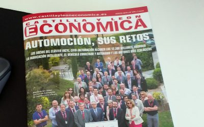 Entrevista para Castilla y León Económica